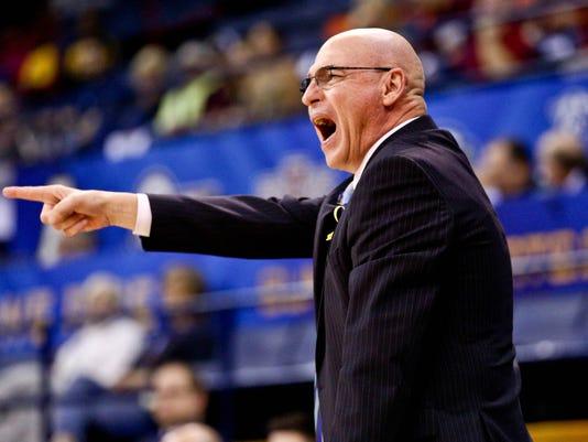 NCAA Basketball: Sun Belt Conference Tournament-Louisiana Monroe vs Arkansas Little Rock