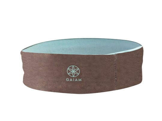 Gaiam Sure Grip Headband, $9.98