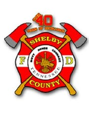 Shelby County Fire Department logo