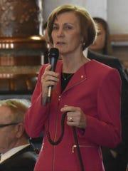 Kansas state Sen. Barbara Bollier.