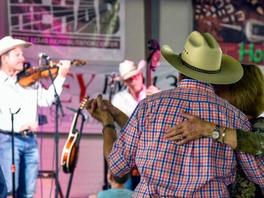 The 2018 San Angelo Cowboy Gathering will be Sept. 7-8at the Wells Fargo Pavilion