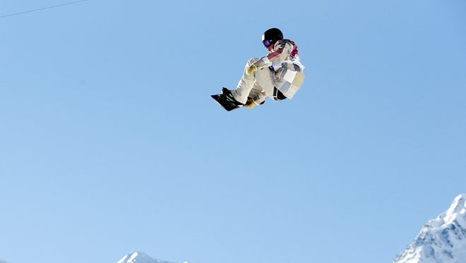 The USA's Charles Guldemond just missed advancing straight to the slopestyle final, but is among the semifinalists.