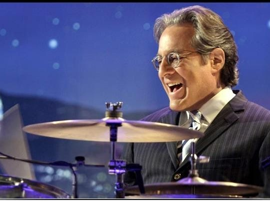 Mighty Max Weinberg.