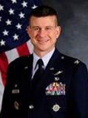 Col. Andrew Hird