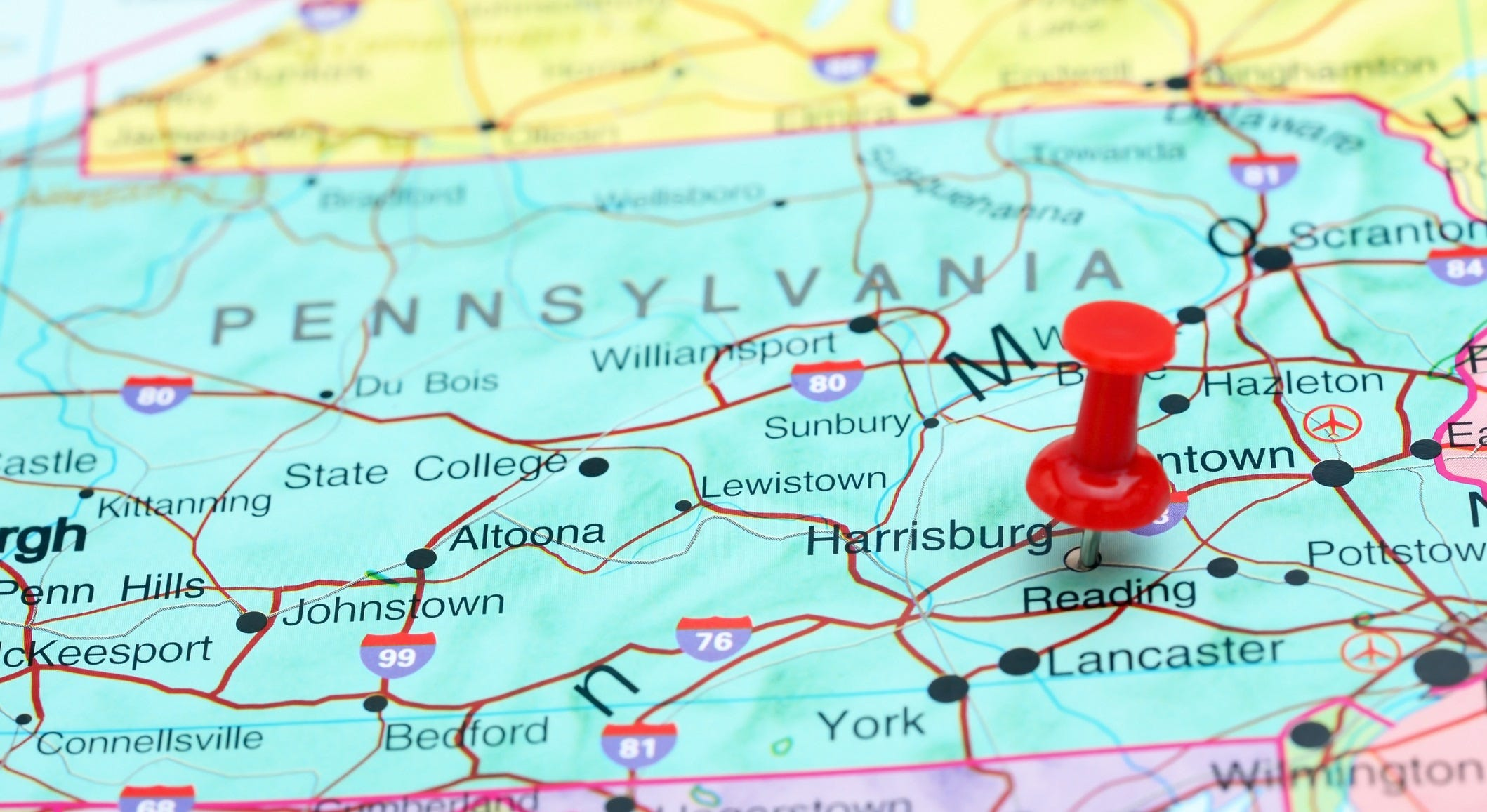 Court allows Pa to redraw district map