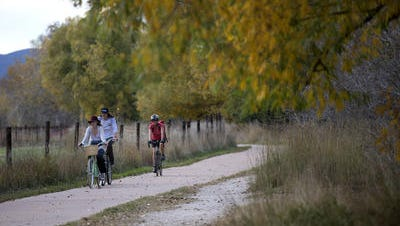 Shields Street at Poudre River Trail will be closed until June 1 for improvements.