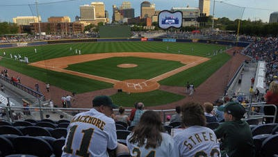 Metro is nearing a deal with Piedmont Natural Gas Company to give the company 80 acres of land and $160 in exchange for its relocation of a gas pipeline during construction of First Tennessee Park.