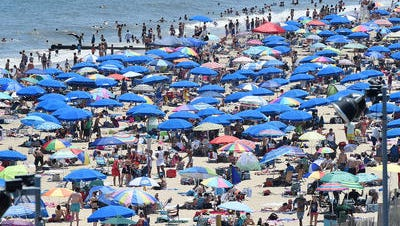 Rehoboth Beach is among the nation's most expensive destinations to rent a hotel room.