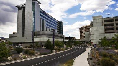Renown Regional Medical Center on Mill Street.
