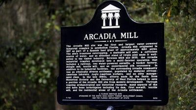 Arcadia Mill.