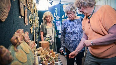 The 68th Annual Craft Fair of the Southern Highlands takes place Oct. 15-18.