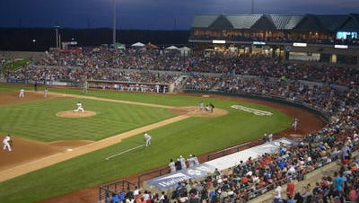 The Atlantic League named TD Bank Ballpark in Bridgewater its year's best.