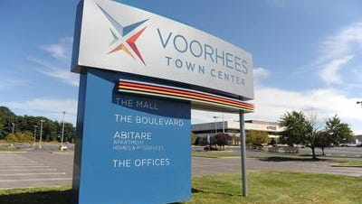 Pennsylvania Real Estate Investment Trust of Philadelphia has sold the Voorhees Town Center, but  it has not identified the buyer.