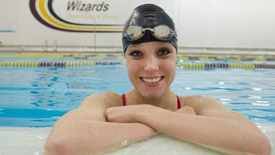 Windsor junior Morgan Friesen is an All-American, all-classification record holder in the 100 breaststroke and two-time state champion.