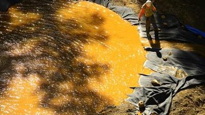 New Mexico's congressional delegation is urging the Environmental Protection Agency to process reimbursement claims stemming from the Gold King Mine spill.