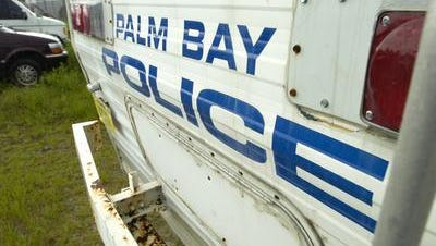 Palm Bay Police are investigating an ATM-related robbery over the weekend