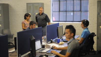 The Nashville Entrepreneur Center has helped the city's startup reputation.