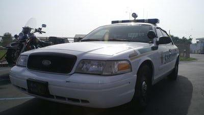 A traffic crash has shut down U.S. 1 in Scottsmoor