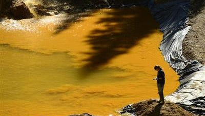 New Mexico on Thursday announced plans to sue the EPA and owners of inactive mines in Colorado following the EPA-triggered Gold King disaster that spilled 3 million gallons of mining wastewater into the Animas River.