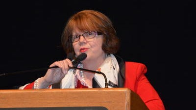 Pat Puleo, former president of the Yonkers Federation of Teachers.