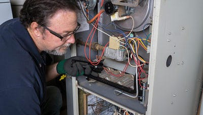 To ensure its safe operation, a furnace should be serviced annually. PSE&G can check a furnace for free if you schedule by Sept. 12.