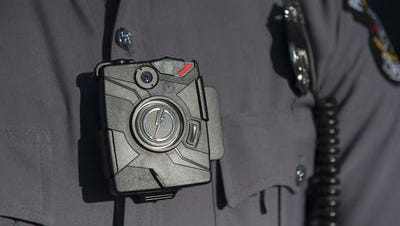 The Camden County and Evesham police departments won federal grants for body cameras.