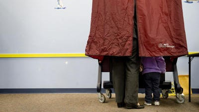Early voting can begin Tuesday in Camden County.