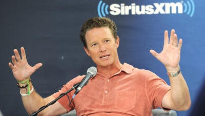Billy Bush played the classic locker room toady
