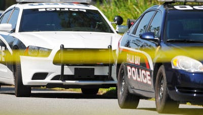 Palm Bay police are investigating a suspected road rage incident that took place early Tuesday