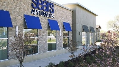 Sears Appliances at Foothills mall opened in 2016 at 3400 S. College Ave.