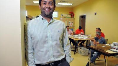 Amar Patel heads up the Brevard Achievement Center