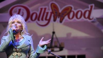 Dolly Parton's Dollywood Foundation will donate $1,000 a month for six months to Sevier County families who lost their homes in the wildfires, the organization said.