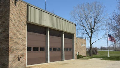 The Plymouth Township Fire Department's Station No. 2 is on Wilcox Road. It was closed as an around-the-clock township fire station in 2012.