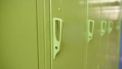 A lawsuit accuses a Nashville teacher of restraining a 4-year-old boy in a locker.