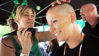 St. Baldrick's raises money for pediatric cancer research and support. The local event is taking place on Saturday, March 17, at World of Beer in Viera.