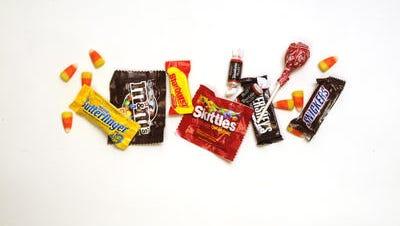 Iconic Halloween candy