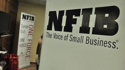 NFIB sign (FILE PHOTO)