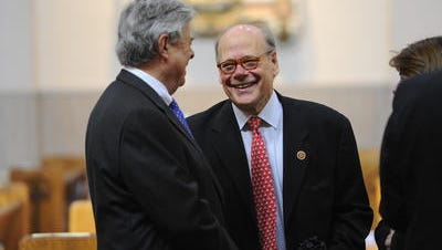 Rep. Steve Cohen, D-TN, asked the acting head of the Secret Service about putting a moat around the White House.