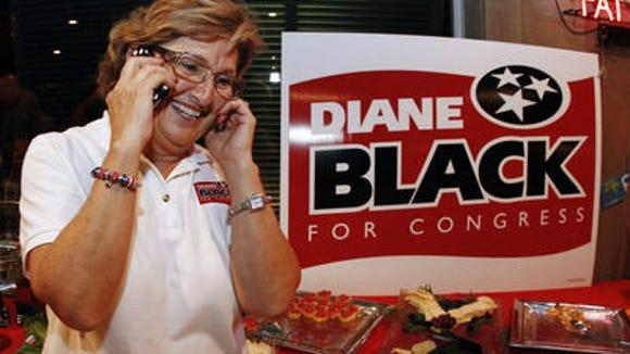 U.S. Rep. Diane Black, R-TN.