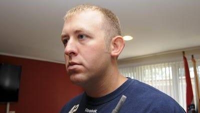 Ferguson police officer Darren Wilson resigned Saturday.