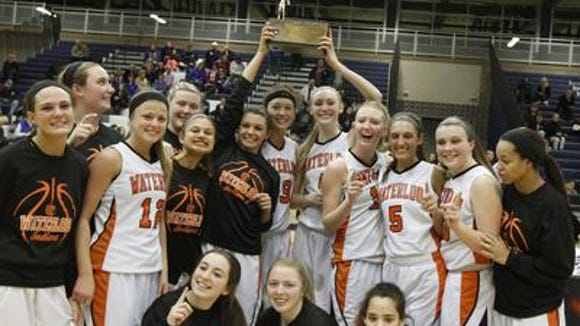 Waterloo captured last year's Class B1 title and could square off with Finger Lakes East rival Pal-Mac for a third time this season in this year's championship.