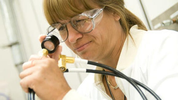 Exports, including medical devices, are up 5.7 percent from Delaware.