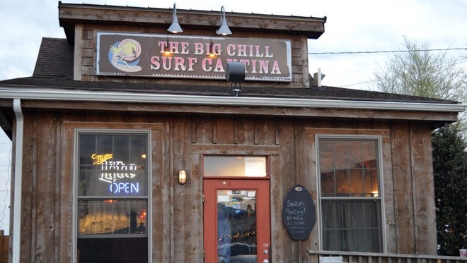 Big Chill Surf Cantina, located in Rehoboth Beach, will host its annual Love Stinks Let's Drink party Feb. 13.