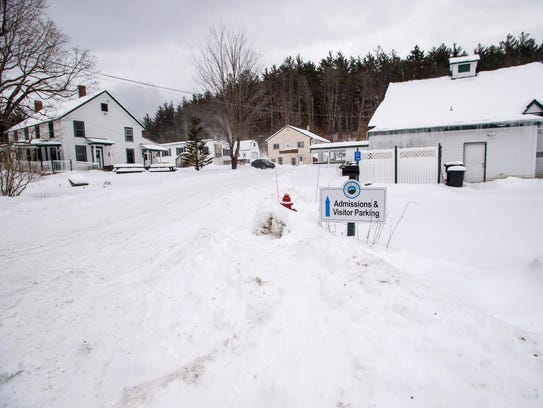The Maple Leaf Treatment Center in Underhill on Tuesday,