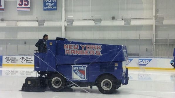 One game into the season, Rangers have to shake it up a bit