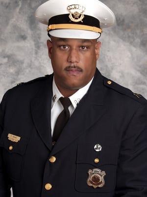 Cincinnati Police Department Assistant Chief Eliot Isaac.