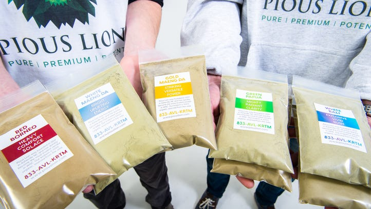 Asheville kratom company recalls some products over salmonella fears