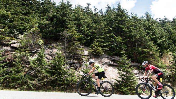 Prestigious European Haute Route bike event lands in Asheville this weekend