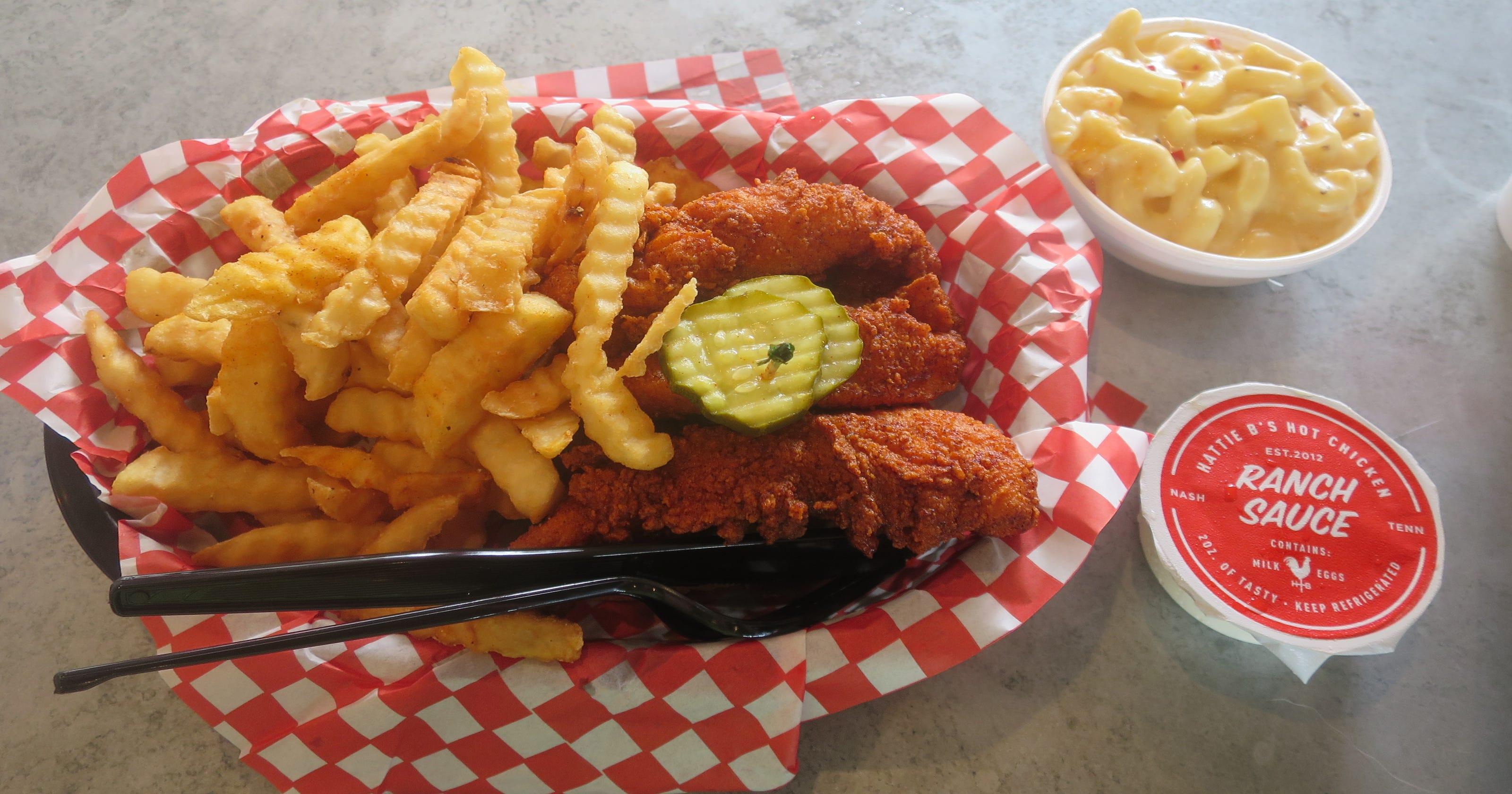 Food Network Hattie B S Hot Chicken