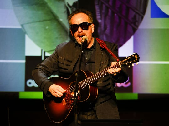 Tickets for Elvis Costello at Graceland go on sale June 28.